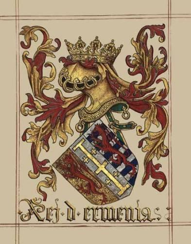 Герб короля (царя) Армении
