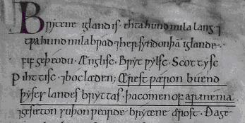 Саксонская хроника